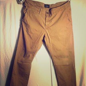 Men's American Eagle Skinny Khakis